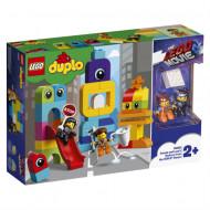 10895 LEGO® Duplo LEGO Movie 2 Emeto ir Liusės svečiai iš DUPLO® planetos 10895