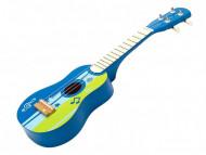 HAPE mėlyna gitara, E0317 E0317