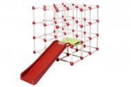 Lil' Monkey Laipiojimo rinkinys su čiuožyne CNS Cube, LM91402 LM91402