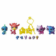 LITTLEST PET SHOP gyvūnėlis Cosmic collection, E2130EU4 E2130EU4