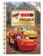 Knyga Skaityk ir spalvink Cars 3, 1615-15 9786090501498