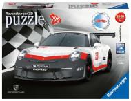 RAVENSBURGER 3D dėlionė Porsche GT3 Cup, 108 d., 11147 11147