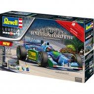 REVELL mašina 25th anniversary Benetton Ford 194, 05689 05689