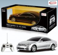 RASTAR automodelis valdomas 1:24 Mercedes cl63 amg, 34200 34200