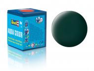 Revell dažai akriliniai aqua color juodi žali 36140