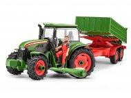 REVELL traktorius su priekaba ir figūrėle, 00817 00817