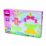 PLUS PLUS konstruktorius BIG Pastel 50 - Girl & Flower, 3217 3217