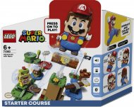 71360 LEGO® Super Mario™ Nuotykių su Mario pradinis rinkinys 71360