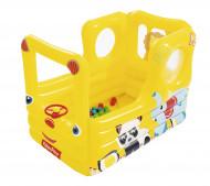 BESTWAY  žaidimų autobusas Lil' Learner School 2Bus 137 x 96 x 96cm , 93506 93506