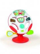CLEMENTONI Baby žaislinis vairas Activity Wheel, 17241 17241