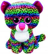 TY Beanie Boos pliušinis spalvotas tigras DOTTY 40 cm, TY36837