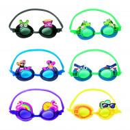 BESTWAY nardymo akiniai Personažai Hydro-Swim, asort., 21080 21080