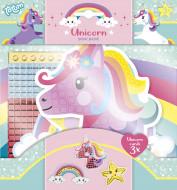 TOTUM mozaikos kūrybinis rinkinys Pixel Paint Unicorn, 071025 071025
