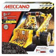 MECCANO konstruktorius Buldozeris, 6043090 6043090