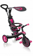GLOBBER paspirtukas Trike Explorer 4in1, pink, 632-110 632-110