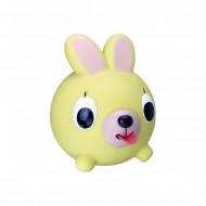 JABBER BALL Emocinis žaisliukas Geltonas kiškutis 430