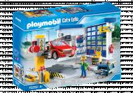 PLAYMOBIL CITY ACTION Automobilių remonto garažas, 70202 70202