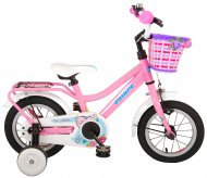 """VOLARE Brilliant dviratis 12"""", rožinės sp., 91242 91242"""