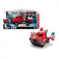 SIMBA DICKIE TOYS TRANSFORMERS robotas Optimus Prime Battle Truck, 203116003 203116003