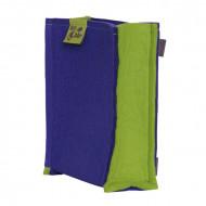 DIP DAP dviračio krepšys mėlynas/žalias, MSA-2 MSA-2