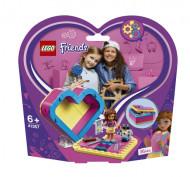 41357 LEGO® Friends Olivijos širdies formos dėžutė 41357
