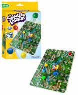 FUNVILLE GAMES žaidimas Snakes & Ladders 3D, kelioninė versija, 61145 61145