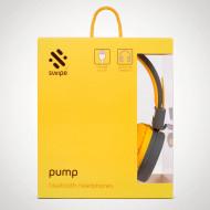 Pump  Bluetooth ausinės geltonos, SW-04FREEY SW-04FREEY
