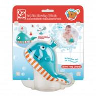 HAPE Vonios žaislas Burbulus skleidžiantis banginis, E0216 E0216