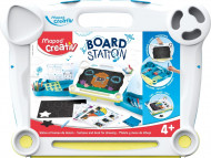 MAPED CREATIV Board station for erasable drawing piešimo rinkinys su lenta, 0251 0251