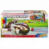 HOT WHEELS paleidiklis Mario Kart, GKY54 GKY54