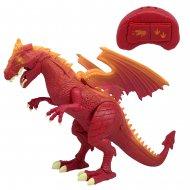 MEGASAUR MIGHTY I/R vaikštantis dinozauras Dragon, 80082 80082