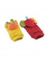 MOTHERCARE minkštas žaislas Baby Safari 454800 454800