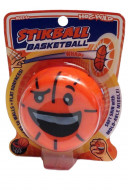 STICKY lipšnus kamuoliukas HAPPY SPORTS BASKET BALL/SOCCER BALL , 53442 53442