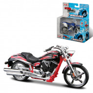 MAISTO DIE CAST motociklas 1:18 (9 rūš.), 31300 31300