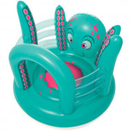 BESTWAY pripučiamas batutas Octopus Bouncer 1.42m x1.37m x1.14m, 52267 52267