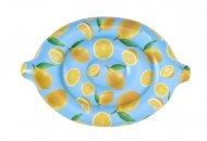 BESTWAY pripučiamas čiužinys Scentsational Lemon, 1.76m x 1.22m, 43392 43392