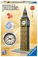 RAVENSBURGER dėlionė Big Ben su laikrodžiu 216 vnt., 12586 12586