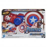 AVENGERS skydas Power Moves Role Play Captain America, E7375EU4 E7375EU4