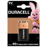DURACELL baterija 9V, DURB110