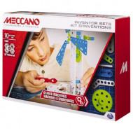 MECCANO konstruktorius Greared Machines, 3 rinkinys, 6047097 6047097