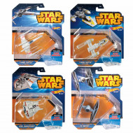 HOT WHEELS STAR WARS kosminis laivas, asst., CGW52
