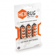 HEXBUG baterijos  12 vnt., 477-3391