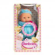 BAMBOLINA minkšta lėlė su kūdikio garsais Amore, 26cm, BD1814 BD1814