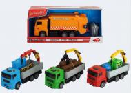 SIMBA DICKIE TOYS CITY miesto sunkvežimis, 4 asort., 203744003 203744003