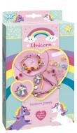 TOTUM kūrybinis rinkinys Unicorn Rainbow Jewellery, 071063 071063