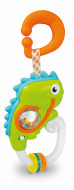 CLEMENTONI Baby interaktyvus barškutis Chameleon,17332 17332