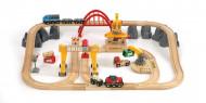 BRIO rinkinys su traukinio bėgiais Railway deluxe, 33097 33097