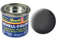 Revell dažai emaliniai olive 14ml pilki matiniai 32166