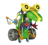 Robotas Dinozauras, 3017