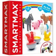 SMART MAX konsturktorius Mano pirmoji gyvūnų ferma SMX221